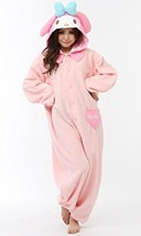 Fleece Costume for Adult Sanrio My Melody san602 from Japan New - $98.00
