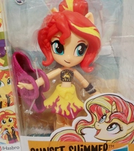 My Little Pony Equestria Girls Doll Sunset Shimmer Beach Collection 2017 image 3