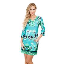 Miranda Dress - Green - $29.99