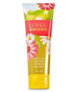 Bath & Body Works Love & Sunshine 24-Hour Ultra Shea Body Cream 8oz - $11.77