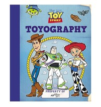 BRAND NEW 2019 Disney Toy Story Toyography Hardcover Book - $19.79