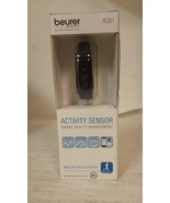 BEURER AS81 BLACK ACTIVITY SENSOR-BRAND NEW SEALED NOT REFURBED - $9.99