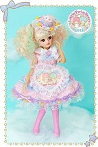 Takara Tomy Licca Doll X Sanrio Little Twin Stars Limited Rare New From Japan - $342.00