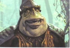 Star Wars Boss Nass The Phantom Menace 4 x 6 Photo Postcard NEW - $2.00