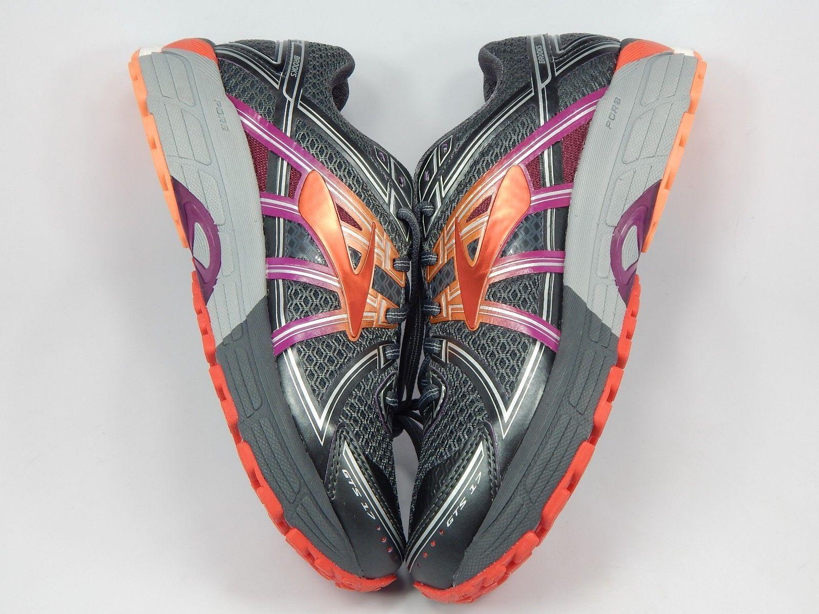 MISMATCH Brooks GTS 17 Women's Running Shoes Sz 8 D WIDE Left & 9.5 D WIDE RIght