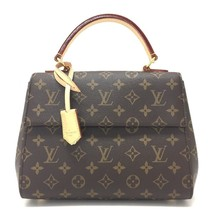 AUTHENTIC LOUIS VUITTON Monogram Cluny BB Shoulder Bag Hand Bag M44267 - £1,691.83 GBP