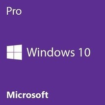 Microsoft Windows 10 Professional pro Retail KEY for 32/64 bit Licence Code - $8.50
