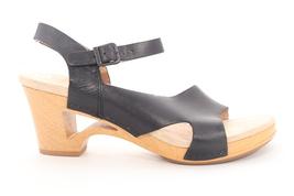 VINTAGE Dansko wedges  Sandals Black Women's Size  41() - $102.50