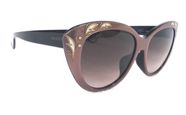 GUCCI Women's Sunglasses GG3828/F/S PRLAPINK/BLK 55-17-145 MADE IN ITALY... - $235.00