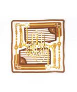 Vintage Hermes Coaching Silk Scarf - $210.00