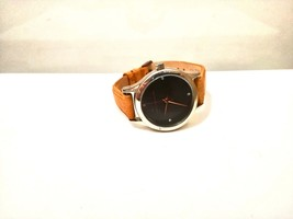 vintage FCUK watch / vintage wrist watch / ladies watch / hirsch leather... - $59.00
