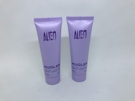 Lot Of 2 Thierry Mugler Alien radiant shower gel 1.7oz New - $15.67