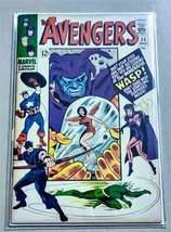 The Avengers #26 Silver Age Collectible Comic Book 1966 Marvel Comics! - $43.99