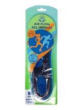 BCO Air Gel Insoles for All Day Comfort and Foot Care with Wave Tech - $8.88