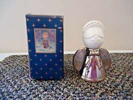 "Vintage Avon Golden Angel Occur Cologne "" IOB "" "" GREAT COLLECTIBLE ITEM "" - $14.99"