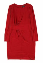 2687-2 Ralph Lauren Lauren Jersey Crewneck Dress 10, $139 - $57.20