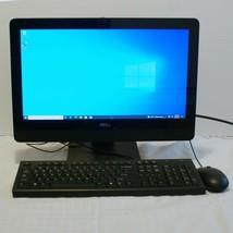 """Dell optiplex 3030 19.5"""" AIO i3-4160 3.60GHz 8gb 500gb SSD windows 10 pro touch - $299.00"""