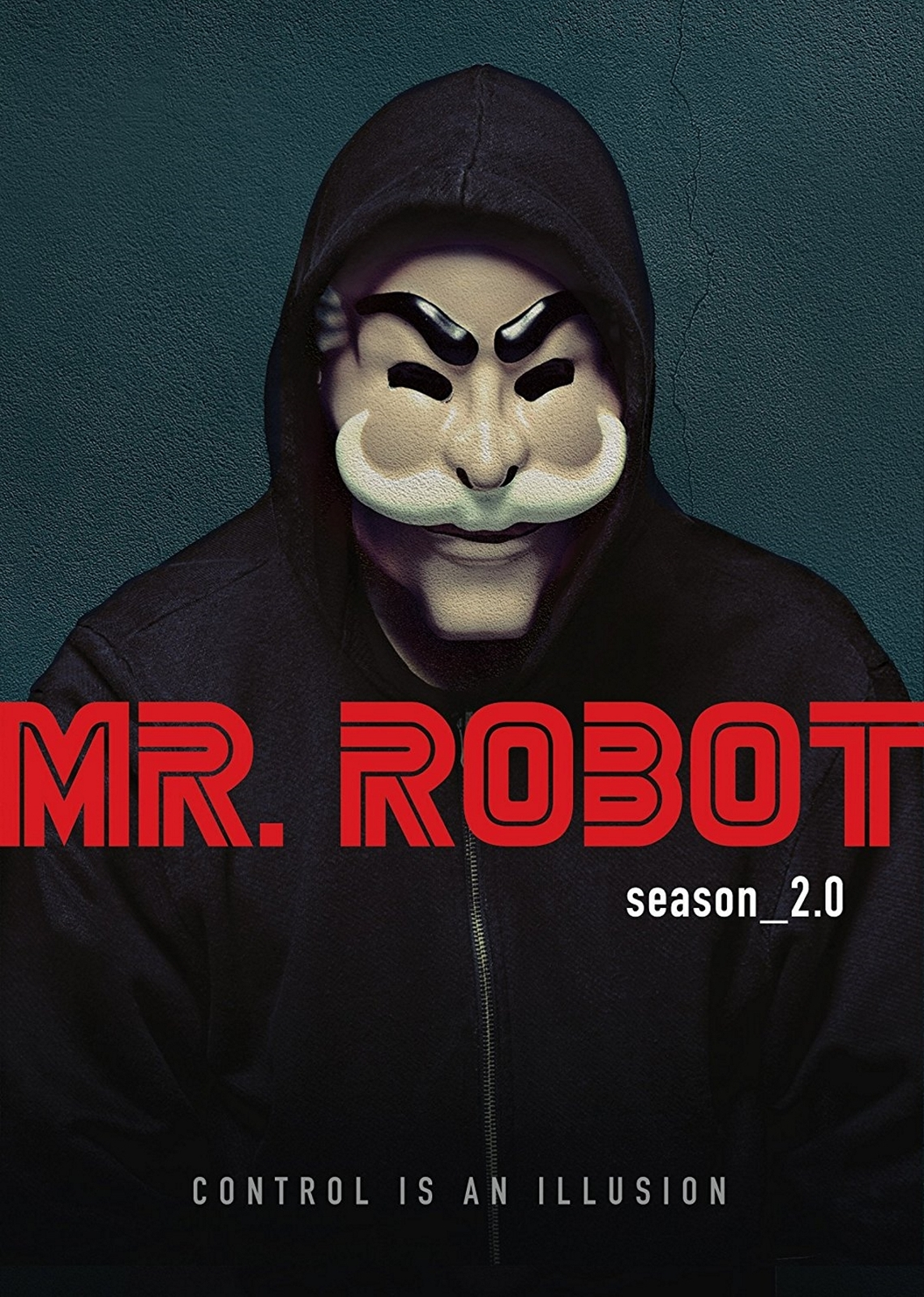 Mr. robot second season two 2  dvd  2017  4 disc set