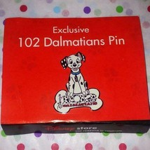 DISNEY EXCLUSIVE 102 DALMATIANS FILM/MOVIE PIN FROM 2000**RARE!**NEW!**1... - $21.99