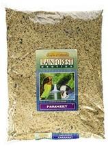 Kaylor of Colorado Rainforest Exotics Vitamin Enriched Parakeet Food, 4lb - $23.24
