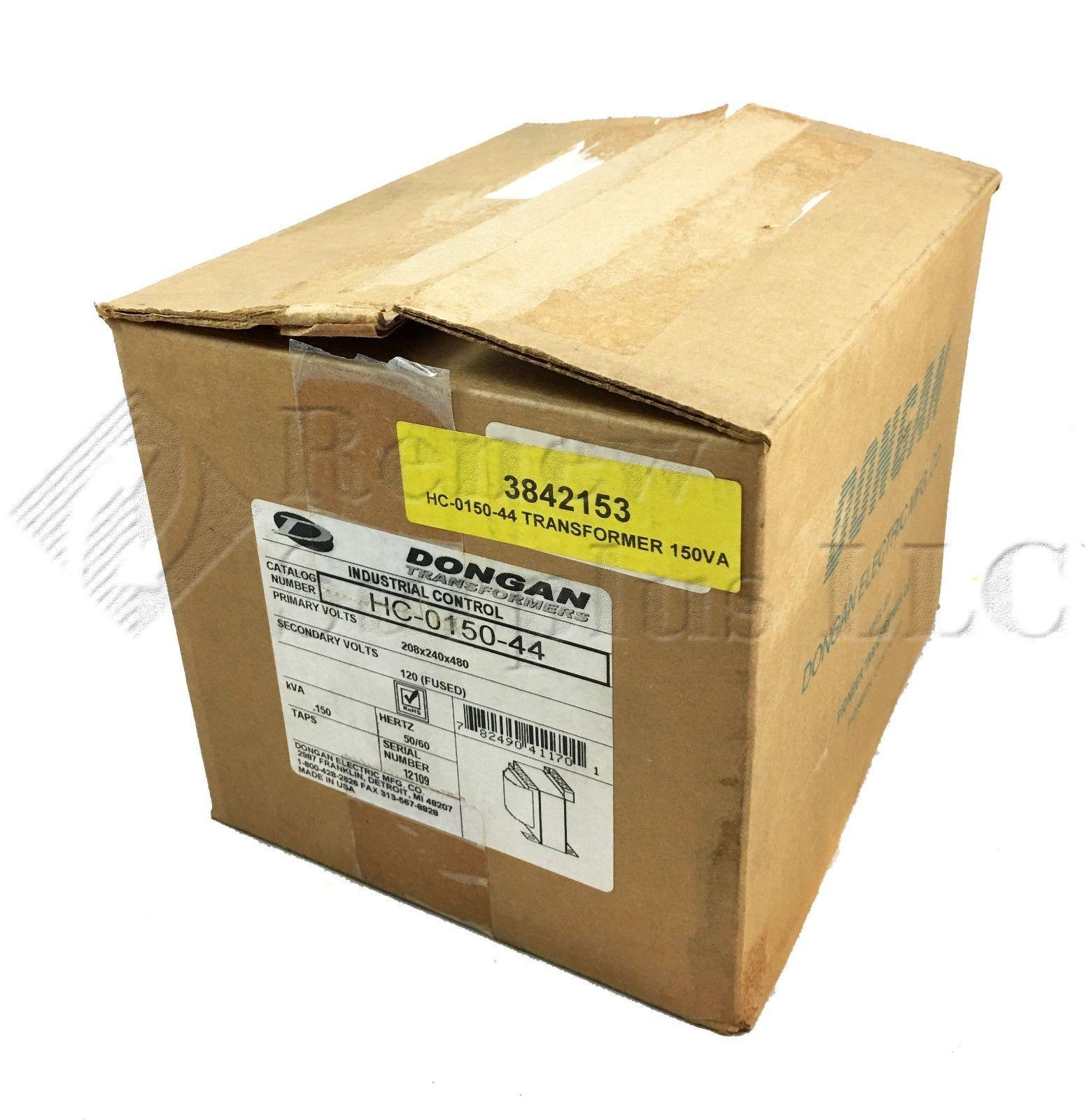 NEW IN BOX DONGAN HC-0150-44 Transformer .150kVA - $68.59