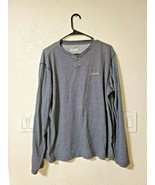 COLOMBIA MENS LONG SLEEVE TOP SIZE LARGE - £11.31 GBP