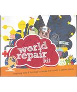 World Repair Kit game 2009 child activity Serena Lily Foundation charity... - $19.77