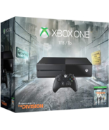 Microsof Xbox One 1TB Console: Tom Clancy's The Division Bundle Game Sys... - $455.89