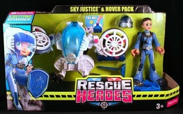 Rescue Heroes - Sky Justice & Hover Pack