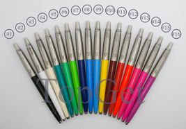 Parker Jotter Ballpoint 50 pack, choose the colors you like - $275.00