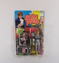 VINTAGE NEW IN PACKAGE-MOON MISSION DR EVIL-AUSTIN POWERS ACTION FIGURE - $19.99