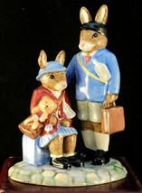 "Royal Doulton Bunnykins Figurine - ""Evacueel"" DB383 - $75.99"