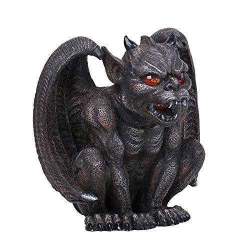 Primary image for Pacific Giftware 7 Inches Winged Guardian Gargoyle Candle Holder