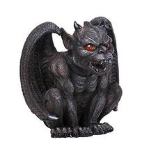 Pacific Giftware 7 Inches Winged Guardian Gargoyle Candle Holder - $37.61