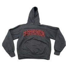 Champion Sweatshirt Hoodie Small Pepperdine University Measurements In D... - $42.56