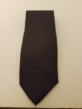 Kenneth Cole New York Silk Tie necktie neck tie NY Silky - $10.58