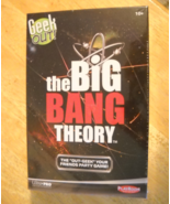 Ultra Pro 2017 The Big Bang Theory Trivia Game Geek Out! Factory Sealed Box - $10.99