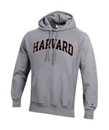 Classic Champion Harvard Hoodie in Gray in Size Large - $29.69