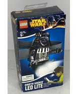 Lego ~ Star Wars ~ Darth Vader ~ LED Headlamp ~ Brand New & Factory Sealed  - $13.85