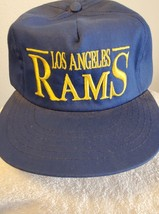 Los Angeles Rams NFL Blue Ball Cap - $20.00