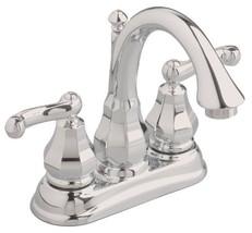 American Standard 6028.201.295 Dazzle Double-Handle Centerset Lavatory Faucet, S - $158.40