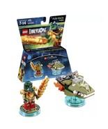 NEW LEGO DIMENSIONS Minifigure CHIMA FUN Pack 71223 - $14.50