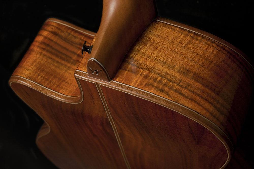 washburn comfort series wcg55ce acoustic electric guitar koa acoustic electric. Black Bedroom Furniture Sets. Home Design Ideas