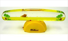 Rilakkuma Water Seesaw Up Down Aloha Yellow Water Prize SAN-X Gift - $63.58