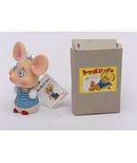 Vntg 1960's Topo Gigio Shogakukan Japan Bobble Head Nodder Mouse MARIA P... - $126.72