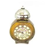 Avon Topaze Cologne 3 Oz. Clock Shaped Bottle Old, Collectible, Vintage ... - $23.36