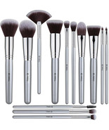 Makeup Brush Set Professional Blending Kit Face Brushes Eyeshadow Eyelin... - $13.69