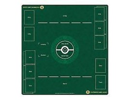Pokemon Kad Gem Mule Play Mat Full-Size ~ 20Th Anniversary Limited Play ... - $308.23