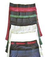 Men's Stashitware Secret Pocket Underwear, Boxer Briefs, 7 Color Variety... - $63.00