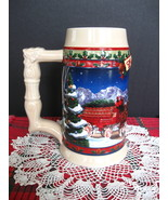 2003 Budweiser Holiday Stein - Old Towne Holiday - No. CS560 - No Box - $15.00
